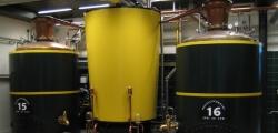 Uitbreiding distilleerderij